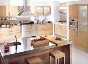 Fabricación de cocinas low cost